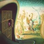 Eurythmic Dreams (detail)