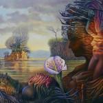 Naiad of the Lake